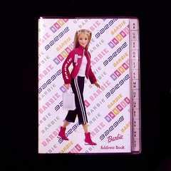 ★レア★Barbie(バービー)ミニアドレス帳B