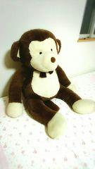 特大 105cm サル ぬいぐるみ  猿 ヒロクンハウス