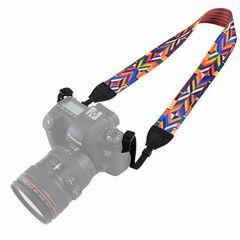カメラ ショルダー ネック ストラップ エスニックB 1/B0P