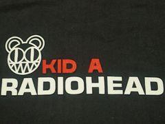 ロックT・バンドT¶RADIOHEAD[レディオヘッド]★長袖Tシャツ・ロンT/送\90〜