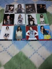 AKB48 松原夏海特典写真12枚セット