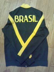 NIKE ブラジル代表 プラクティス トレーニング シャツ  W杯 ワールドカップ ネイマール