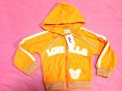 新品■90-100cm■SサイズKLCパ−カ−ジャケット