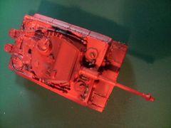 WTMシリーズ02シークレット赤ティーガー