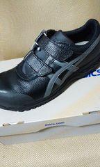 送料込☆JIS適用☆アシックス安全靴【70黒】27cm