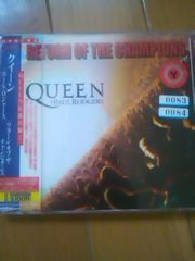 QUEEN + PAUL RODGERS  Return Of The Champions