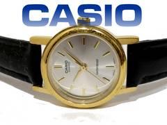 良品【980円〜】CASIO カシオ 美シンプル レディース腕時計