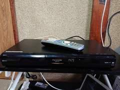 Panasonic  地デジ HDD&DVDレコーダー DMR-XP12 リモコン付