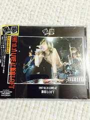 再出品! 黒夢 1997 10.31 LIVE AT 新宿LOFT