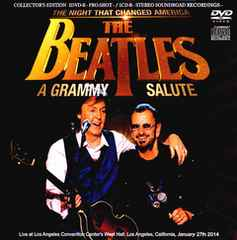 Paul & Ringo! Grammy Salute To The Beatles 2014 (1CD+1DVD)