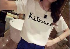 《新品》ロゴTシャツ ホワイト XLサイズ