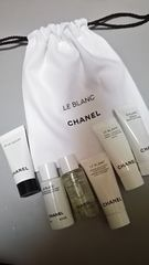 ◆CHANEL ルブラン巾着付き サンプルセット◆