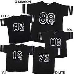 送料無料 BIGBANG G-DRAGON ジヨン Tシャツ