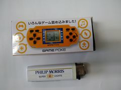 新品未使用☆GAME POKE(手の平、ポケットサイズ ゲーム)