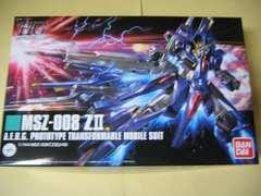 1/144 HGUC No.186 MSZ-008 「Z�U(ゼッツー)」 機動戦士Zガンダム Z-MSV