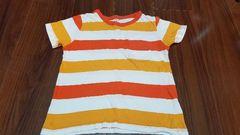 ★H&M★オーガニックコットンTシャツ★サイズ120★