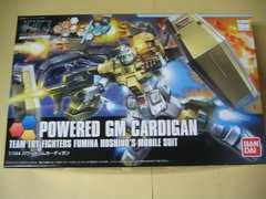 HG 1/144 HGBF-019 パワードジムガーディガン 新品 ガンダムビルドファイターズ