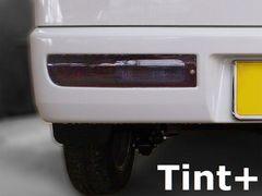 Tint+何度も貼れる ハイゼットS320V テールランプ スモークフィルム カスタム改造