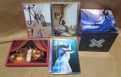 茅原実里 DVD 3作品とCD, ブルーレイディスク付きCD