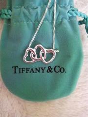 ティファニー(TIFFANY&Co.)★3ハートネックレス