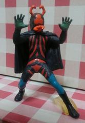 『蜘蛛男』HG 仮面ライダー