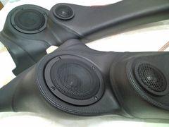ビートソニック TPS121GL22/BK2 トップパネルピラースピーカー 20系bB用 未使用!