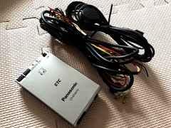 軽自動車登録 パナソニック ETC CY-ET907D 音声案内 分離型