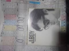 浜田省吾2枚組CD「J.BOY」