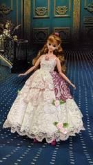 ジェニー、リカちゃん、ブライスのドレス