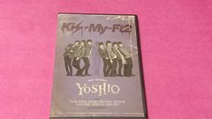 Kis-My-Ft2 DVD -new member-YOSHIO