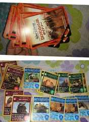 ダイナソーディズニー非売品マック恐竜カード