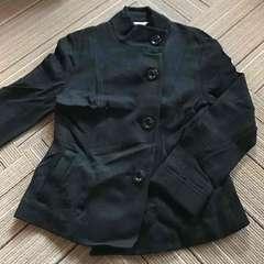 ZAZIE.ブラック.ジャケット