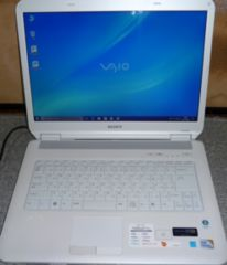 SONY  VAIO  VGN-NS52JB WIN10/Core2/メモリ4G/HDD 320G
