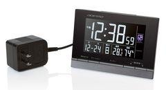 目覚まし時計 お部屋快適 電波時計
