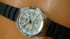 CASIOソーラー腕時計