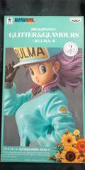 GLITTER & GLAMOURS BULMA �U (B)レアカラー ブルマ フィギュア ドラゴンボール