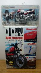 ★中型バイクメモリアル�@★ホンダCBX400F(赤/白)★