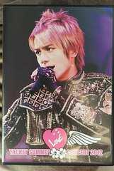 "TACKEY SUMMER ""LOVE"" CONCERT 2012 滝沢秀明 2枚組DVD"