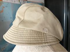BURBERRY LONDON BLUE LABEL 帽子 新品