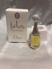 Dior ディオール jadore ジャドール EDT 香水 4ml 新品未使用