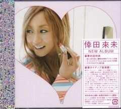 倖田來未★secret(CD+DVD)★初回限定盤★未開封