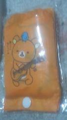 リラックマ【ポーチ付エコバッグ】オレンジ