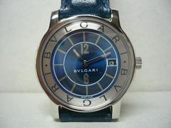 ブルガリ  美品 ANA限定  ソロテンポ ST35S 時計