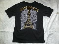 美品♪ブラック♪エンジェル天使の羽Tシャツ♪130140