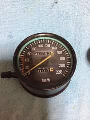 Z400FX Z500 Z550FX  スピードメーター&タコメーター