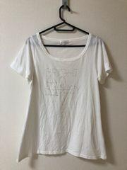 新品未使用 クリアインプレッション ホワイトTシャツ