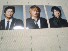 3rd LIVE TOUR 2008【T】セロファン粘着テープのステッカーのみ3枚