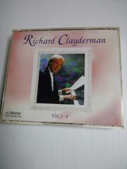 4枚組64曲リチャードクレイダーマンの世界送料込み