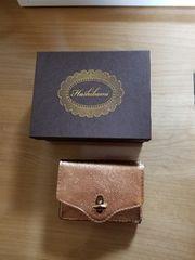 新品 未使用 ミニ財布 三つ折り財布