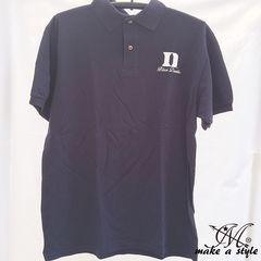 Duke Blue Devils デューク ブルーデビルズ ポロシャツ 紺 425 L
